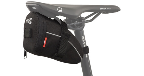 Red Cycling Products Saddle Bag Satteltasche L schwarz